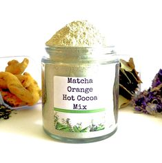Matcha Orange/Drinking Chocolate/Hot Chocolate/Hot Cocoa Bar/Food Gift/Spice Rack/Gifts For Foodies/Foodie Gift/Corporate Gifts Hot Cocoa Bar, Hot Cocoa Mixes, Gifts For Cooks, Food Gifts, Chocolate Gifts, Hot Chocolate, Spice Rack Gift, Food N, Bar Food
