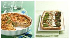 Sníte, a rádi. Domácí slané koláče, kterým Francouzí říkají quiche (čtěte kiš) jsou totiž univerzální.