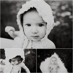 Okinawa Baby Photographer black and white