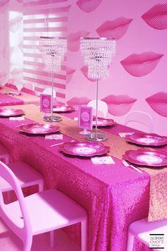 Barbie-Party-pink-sequin