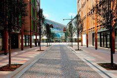 Le Albere, Trento - Renzo Piano