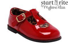 CARMEN - first walking shoes for girls inspired by Myleene Klass.