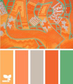 Looking for a bold combination of colors for a kids room? Check out these graffiti hues! For more kids room color inspiration visit https://www.facebook.com/KidsRoomDecor
