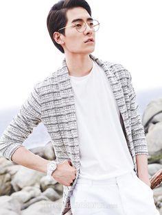 Cho Minho for Calvin Klein - Summer Time