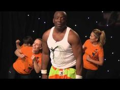 Billy Blanks Tae Bo® Butt & Lower Body! - YouTube