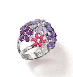 Avon: Bouquet Bliss Ring - youravon.com/jelenamarshall