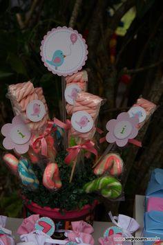 #party #festa #papelaria #tag #partycity #hippiechick #peaceandlove #pazeamor #bird #passarinho #lollipop #pirulito #marshmallow