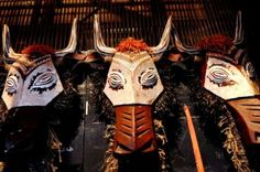 bing images of off broadway costumes   Lion King Musical – Costumes, Puppets and Masks
