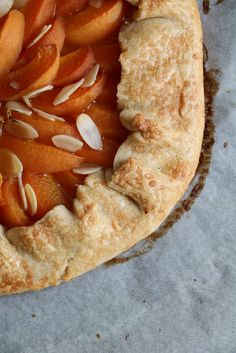 Apricot galette the best pie version you'll ever make (and eat)!