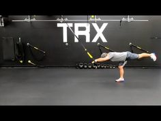 TRX Live | Strength & Conditioning | Zack Van Wagoner - YouTube
