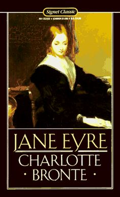 Jane Eyre by Charlotte Bronte-loved this book. I remember reading it during a blizzard when I was in Middle School;curled up a world away while the snow fell outside past the window.