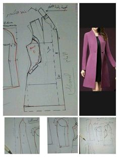 Sewing patterns coat patterns jacket patterns bolero pattern skirt patterns blazer pattern sewing tutorials sewing e book – artofit – Artofit Coat Patterns, Dress Sewing Patterns, Clothing Patterns, Skirt Patterns, Pattern Sewing, Blazer Pattern, Jacket Pattern, Pattern Skirt, Bolero Pattern