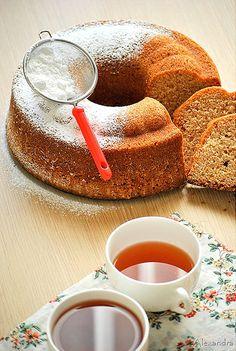 Μα...γυρεύοντας με την Αλεξάνδρα: Κέικ με φράουλες