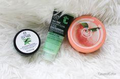 Maske / Peeling / Bodybutter -   The Body shop
