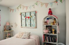 the boo and the boy: the boo's room
