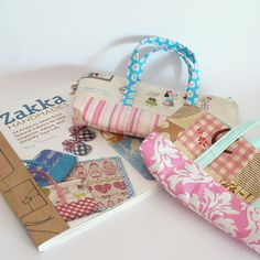Made by Roxy Creations: Zakka Handmades Blog Tour and Giveaway