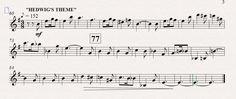 Hedwig's Theme Sheet Music