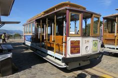 Powell and Market Trolley