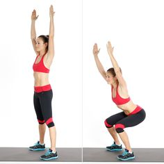 This 4-Minute Bodyweight Workout Burns Calories and Builds Muscle