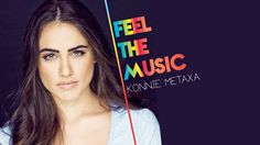 Κόνι Μεταξά - Feel The Music| Konnie Metaxa - Feel The Music  Official M...