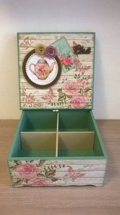 Resultado de imagem para cajas con arte frances