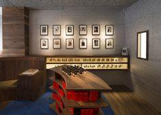 Frédéric Malle Perfumery by Steven Holl Architects, New York City » Retail Design Blog