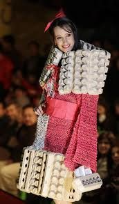 fashion recycled materials - Google zoeken