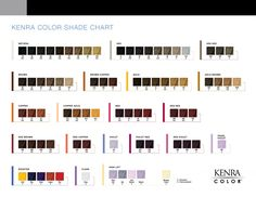 Kenra Color | Simply Stunning Results | Kenra Professional