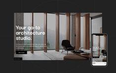The best Webflow portfolio templates - Masterpicks - Design Inspiration Web Design Tools, Tool Design, Interior Design And Construction, Blog Websites, Custom Screens, Blog Layout, Brand Guidelines, Modular Design, Portfolio Website