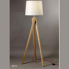 Lámpara de pie Ashwood