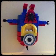 LEGOミニオン、スパイダーマンバージョン