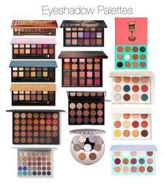 A beauty collage from January 2018 featuring creamy eyeshadow, palette eyeshadow and palette makeup. Browse and shop related looks. Makeup Goals, Makeup Kit, Love Makeup, Skin Makeup, Makeup Products, Makeup Items, Makeup Stuff, Makeup Hacks, Best Eyeshadow Palette