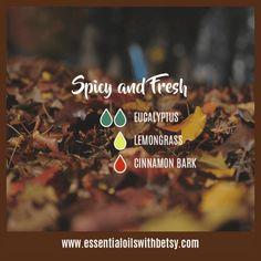 Fall Essential Oils, Essential Oil Diffuser Blends, Young Living Essential Oils, Diffuser Recipes, All Family, Smell Good, Lemon Grass, Essentials, Wordpress