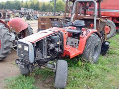 Massey Ferguson 1230 tractor salvaged for used parts. This unit is available at All States Ag Parts in Black Creek, WI. Call 877-530-2010 parts. Unit ID#: EQ-24993. The photo depicts the equipment in the condition it arrived at our salvage yard. Parts shown may or may not still be available. http://www.TractorPartsASAP.com