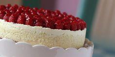 Vanilje- og ostekake - Vanilla Cheesekake til alle! Her er oppskriften, signert Manuela Kjeilen.