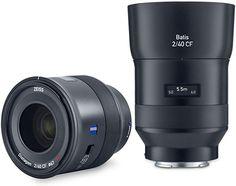 Carl Zeiss Batis Lens for Sony E Mount Distancia Focal, Sony E Mount, Prime Lens, Crisp Image, Depth Of Field, Zeiss, Focal Length, Camcorder, Camera Lens