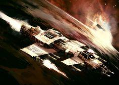 Fury Interceptor by ~Columbussage on deviantART