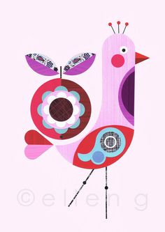 Pink+bird+with+appleby+EllenGiggenbach