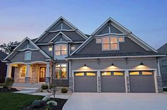 Craftsman home ♥♥↨♥♥