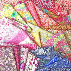 Quilt SOS project - making quilts for Romanian orphans. Please pin to spread the word - we want as many quilts as we can get for the children! Liberty Of London Fabric, Liberty Fabric, Quilting Projects, Craft Projects, Fabric Online, Quilt Making, Charity, Melbourne, Alice