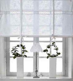 Details Zu Julia Mint Pastell Raffrollo 100x120cm Gardine Raffgardine Landhaus Shabby Chic