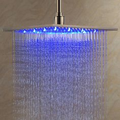Are you looking for cheap LED shower heads online in Canada? Here choose the best LED shower heads that is right for you! Brass Shower Head, Led Shower Head, Shower Arm, Shower Heads, Best Rain Shower Head, Shower Head Reviews, Sprinkle Shower, Rainfall Shower, Led Licht