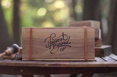 The Harvest Beard Full Set, by #HarvestBeard. #MensGrooming #MensShaving  www.SmithAndCoxCo.com