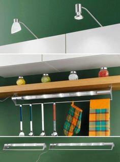 Aplica pt. bucatarie Tricala 1 88514 - Corpuri de iluminat, lustre, aplice Track Lighting, Shelves, Ceiling Lights, Modern, Home Decor, Shelving, Trendy Tree, Decoration Home, Room Decor