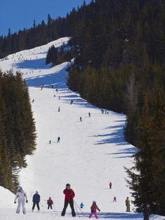 Whistler Blackcomb Ski Resort, British Columbia, Canada