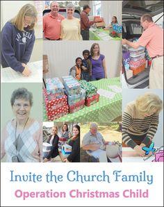 Invite the Church Family