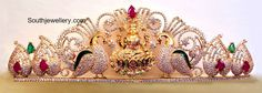 Diamond Lakshmi Peacock Vaddanam photo