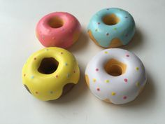 ibloom Donut Squishies - Charms LOL