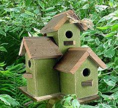 Build Bird House Feeder Bird Bath CD 50 Books Nature Bird Watching Gardening | eBay