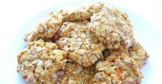 Delicious blog: Mrkvové cookies